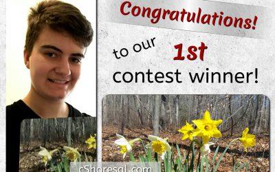 Contest Winner 1