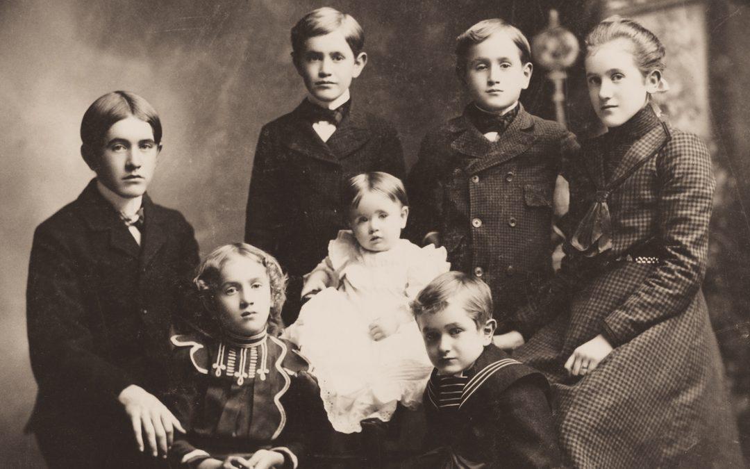 The Neff Children